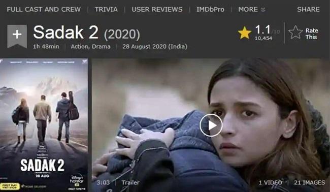 Sadak 2